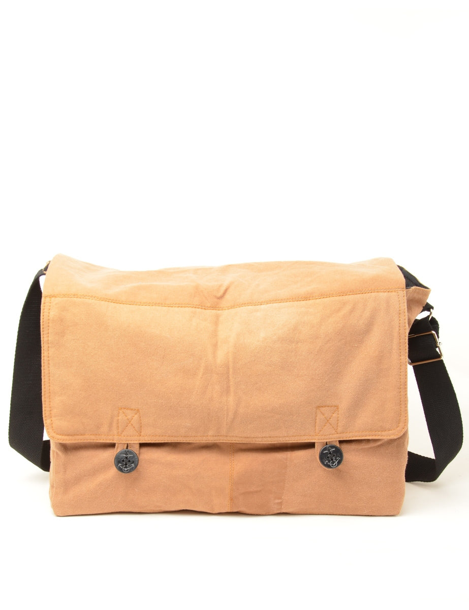 Brown Paperboy Bag