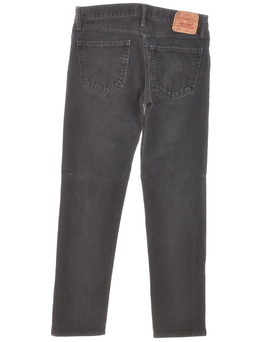 Beyond Retro Label Tapered Jeans