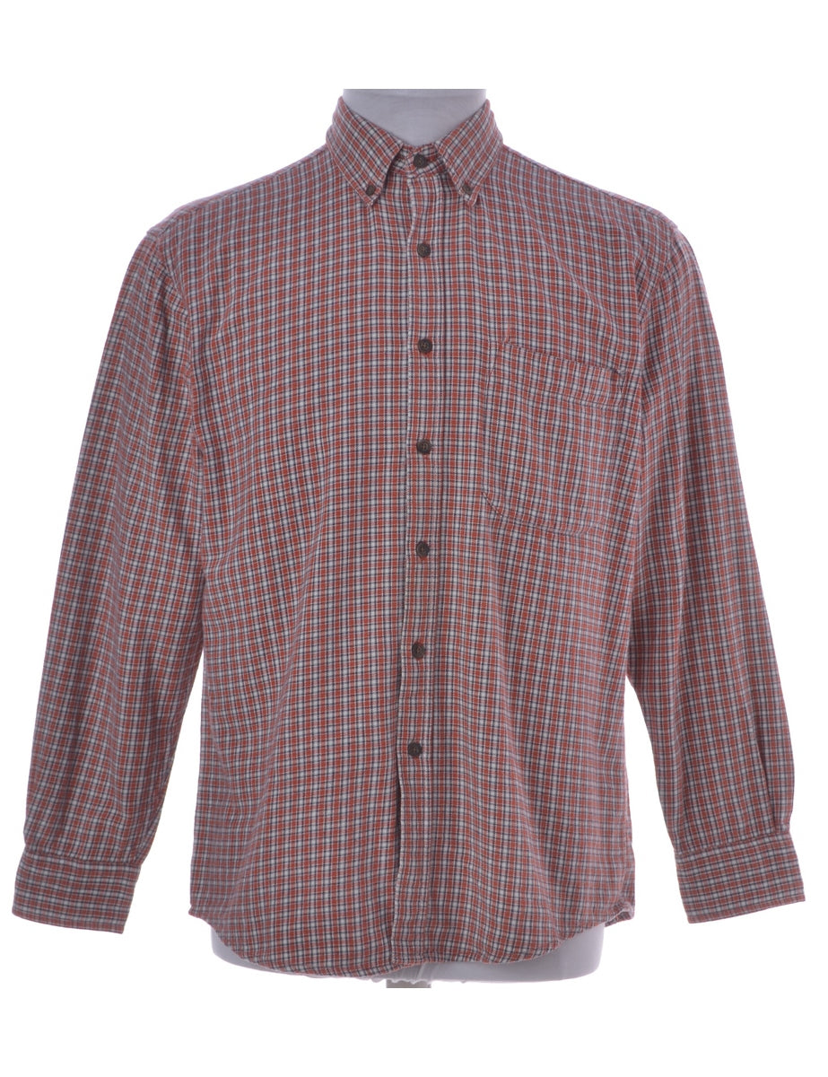 Faded Glory Checked Shirt