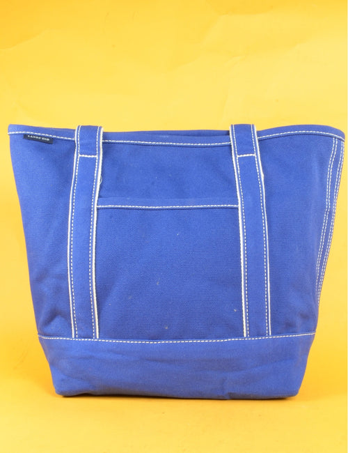 Shopper Blue With Contrast Stitching