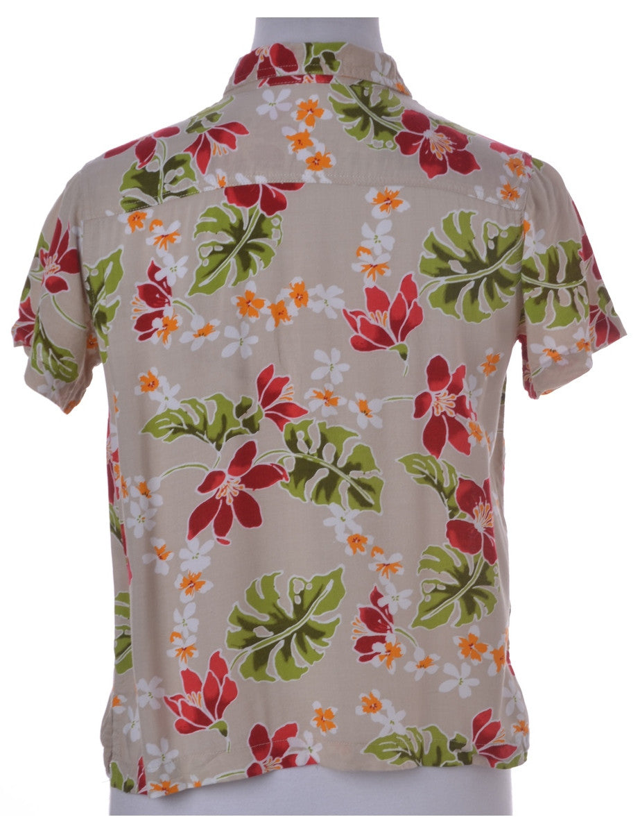 Hawaiian Shirt Multi-colour