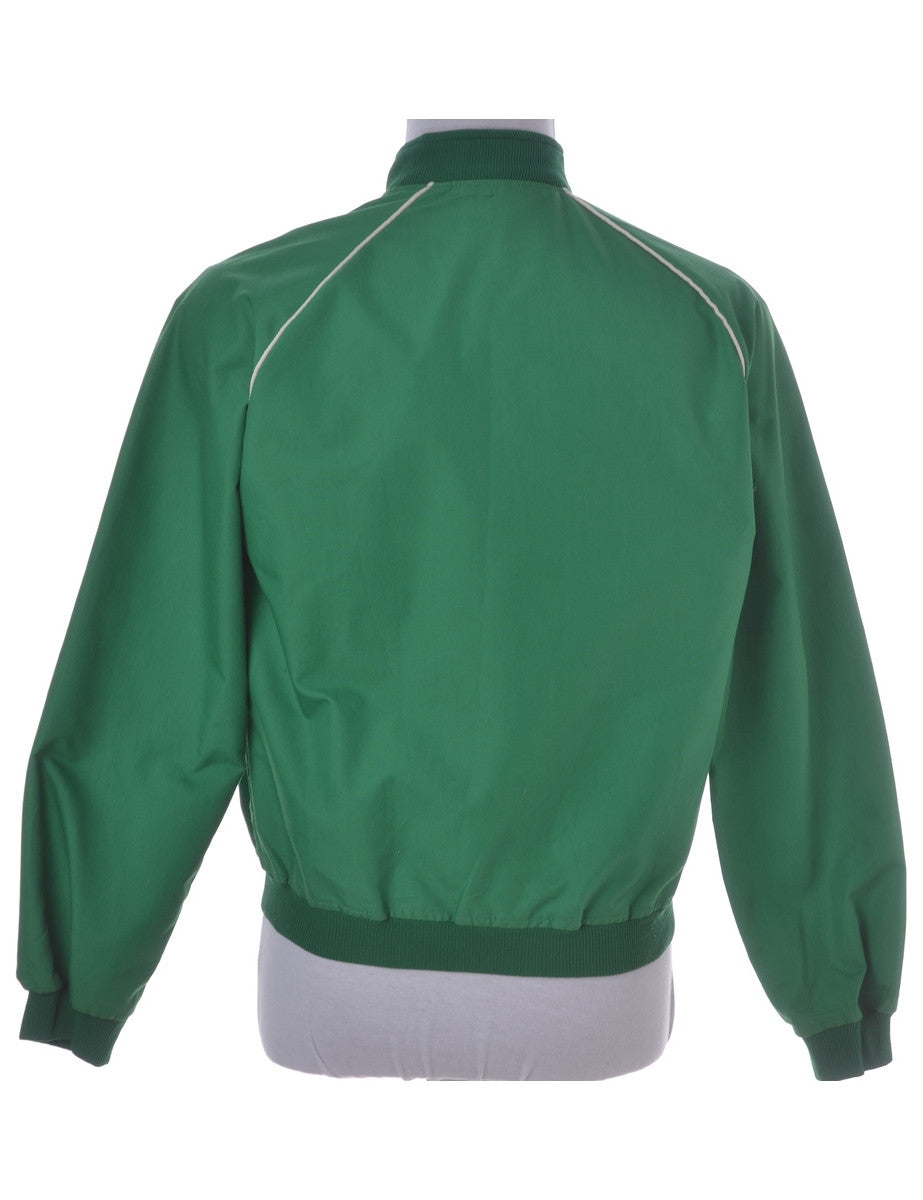 Casual Jacket Green With Pockets
