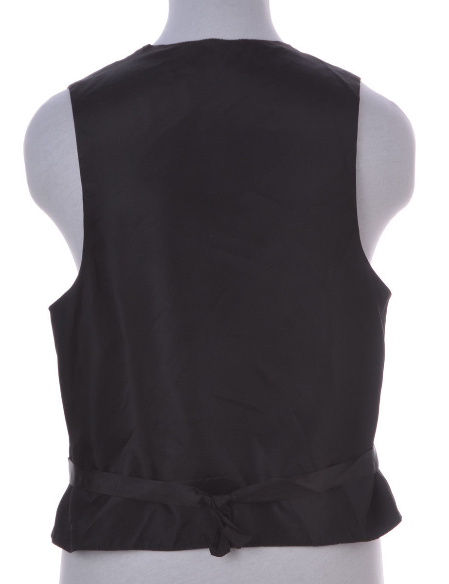 Waistcoat Multi-colour With Back Tie