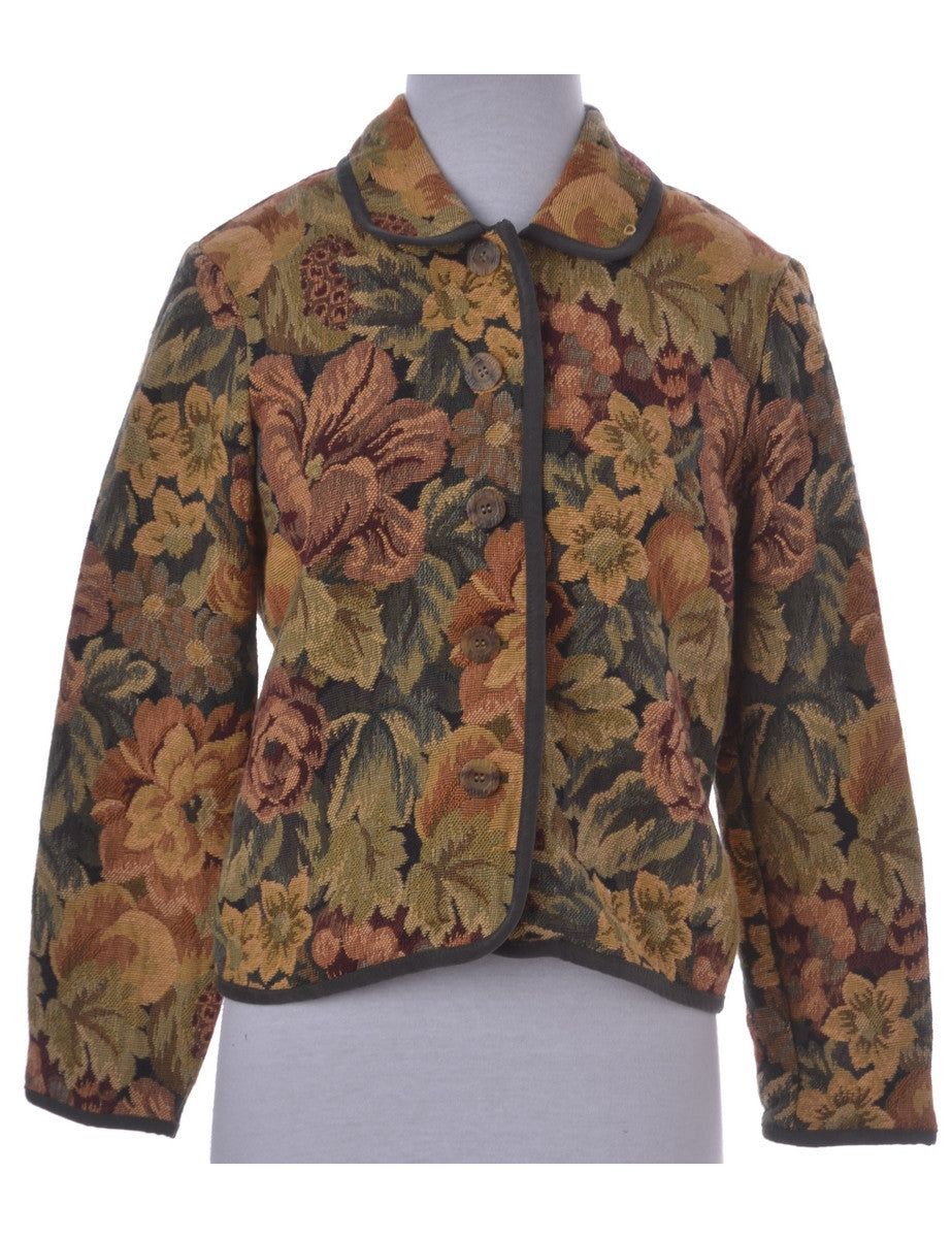 Casual Jacket Multi-colour