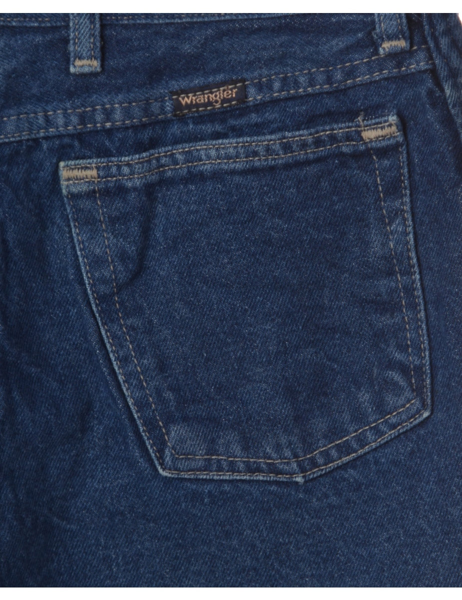 Label Upcycled Wrangler Tapered Jeans