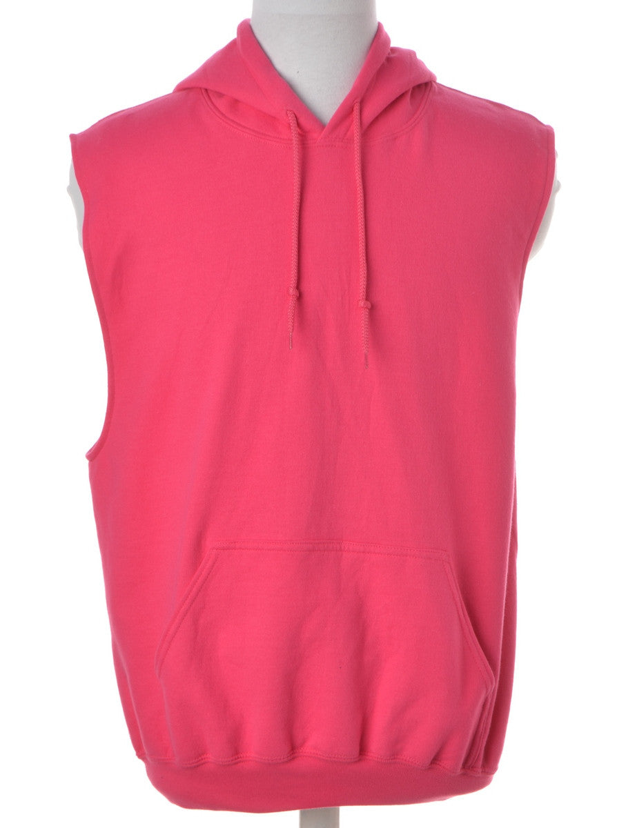 Label Morgan Sleeveless Hoodie