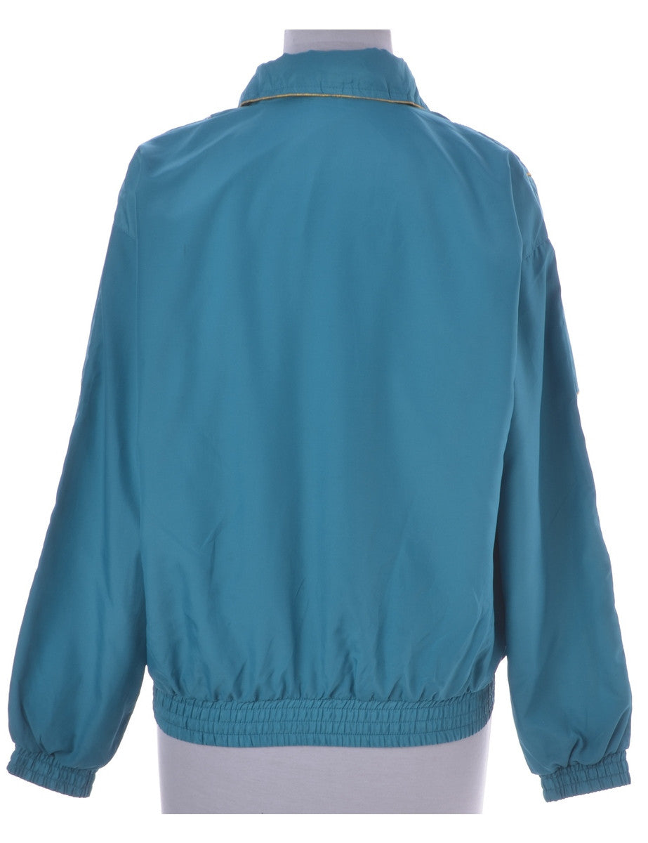 Casual Jacket Light Blue With Full Lining