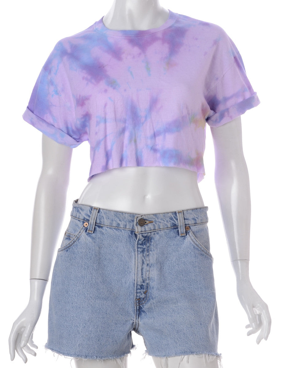 Label Janis Cropped T-shirt