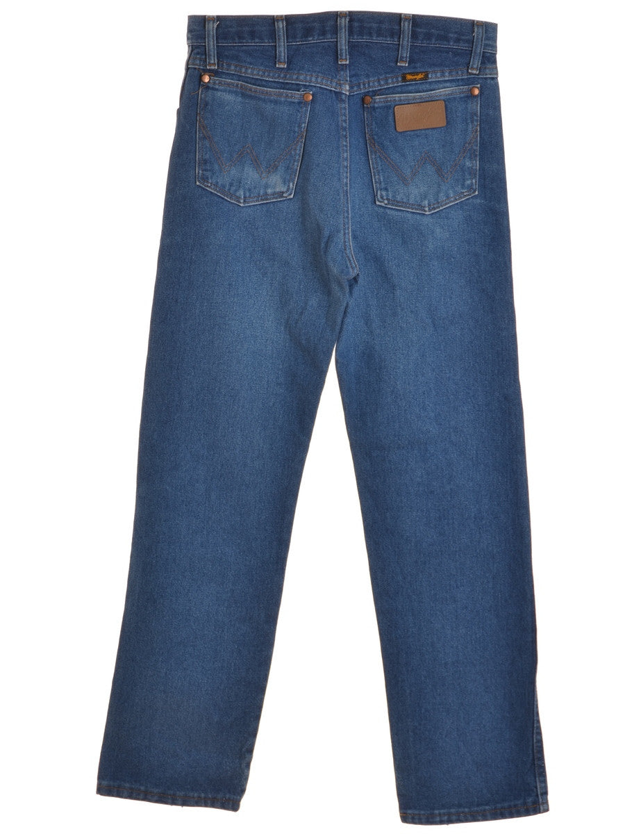 Wrangler Jeans Stone Wash With Pockets