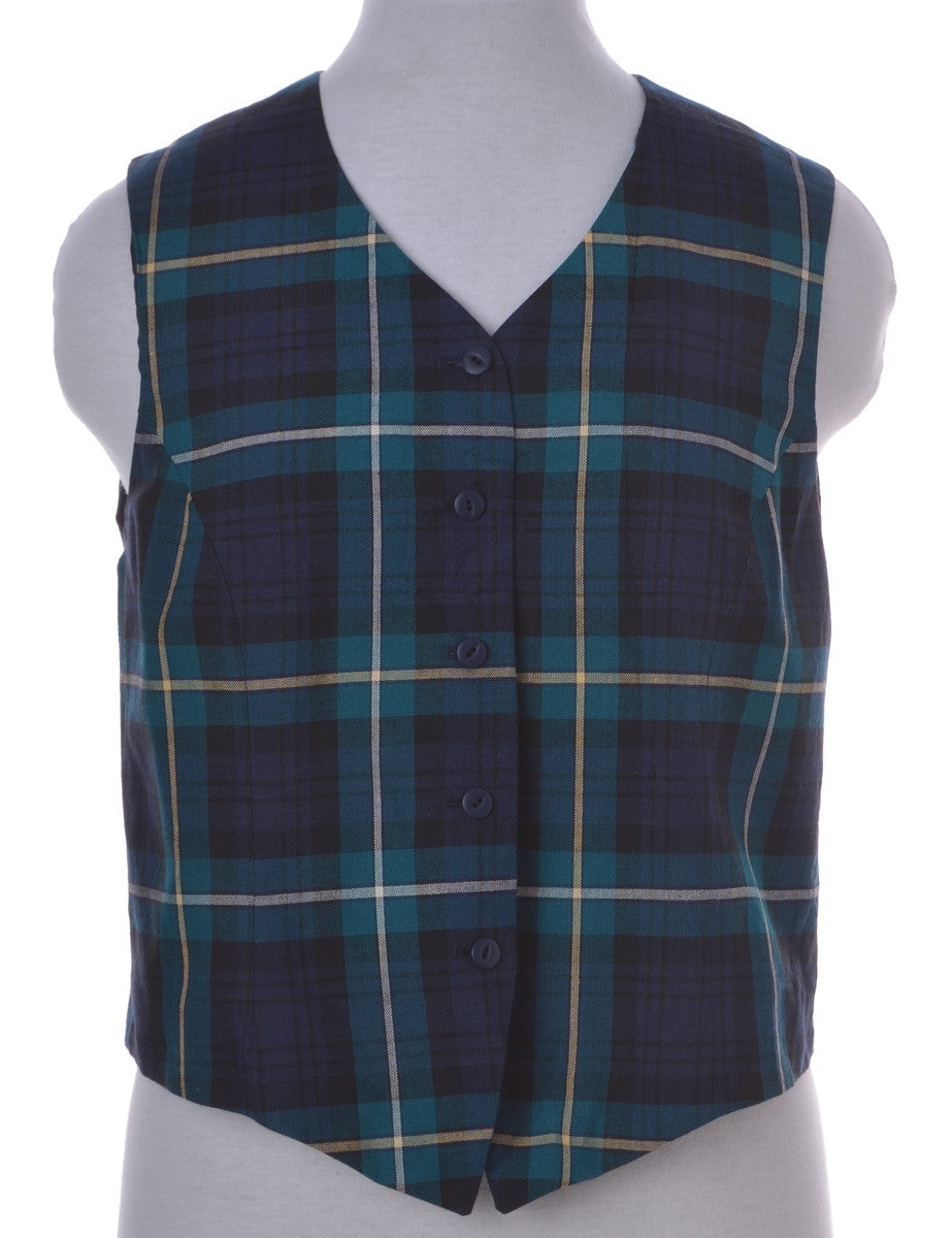 Waistcoat Navy With Full Lining
