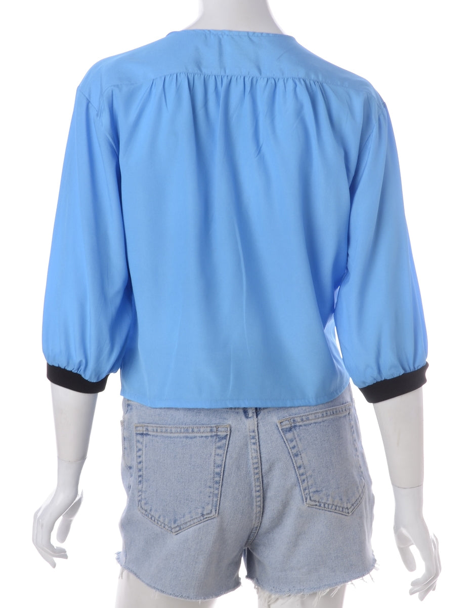 Label Rila Sporty V Neck Blouse