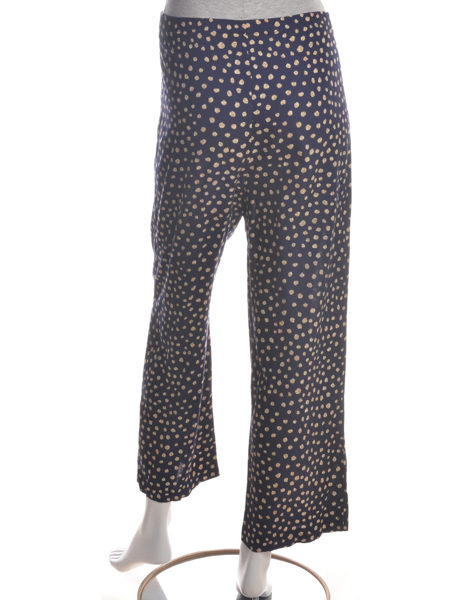 Summer Trousers Navy
