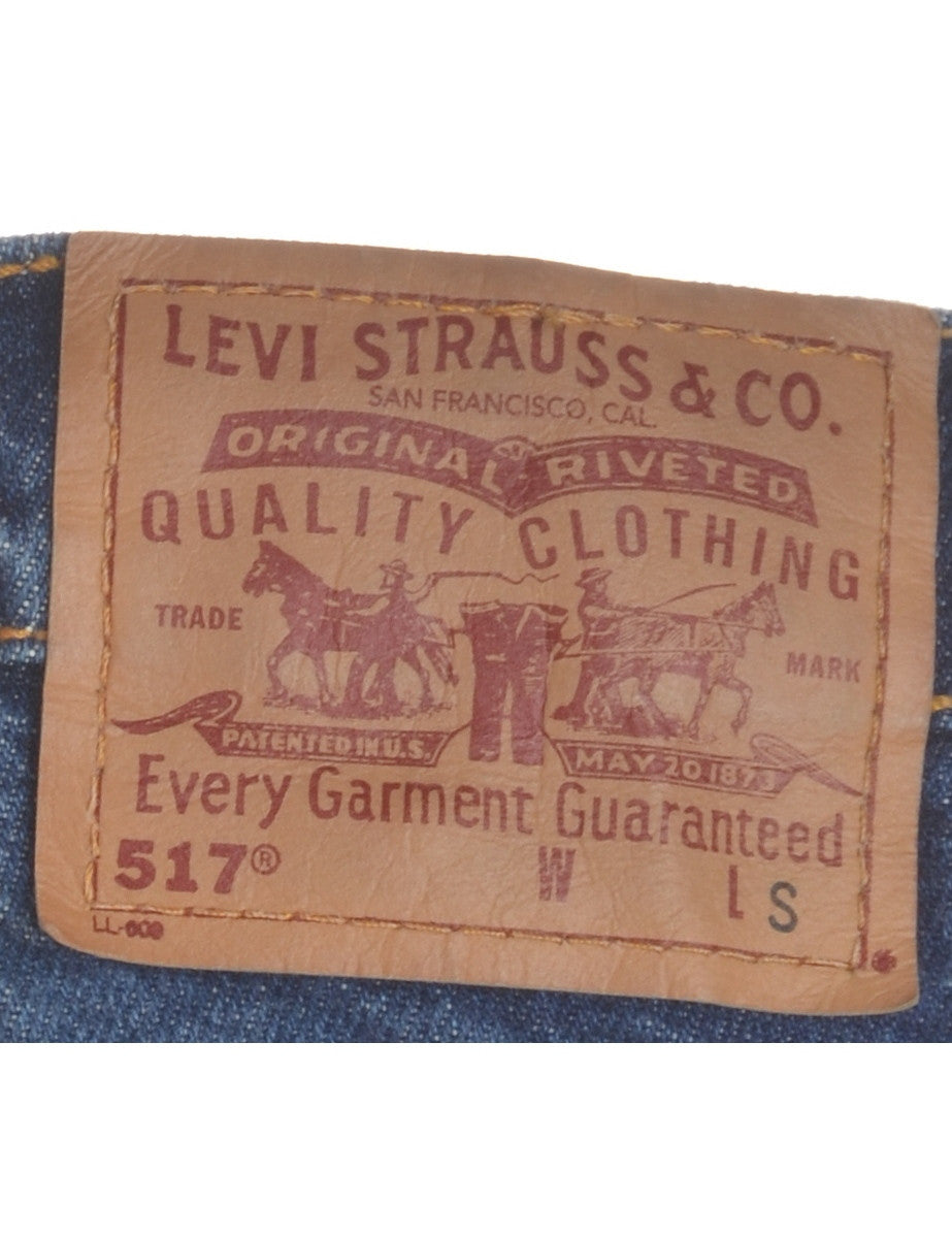 Levi's Jeans Indigo With Multiple Pockets