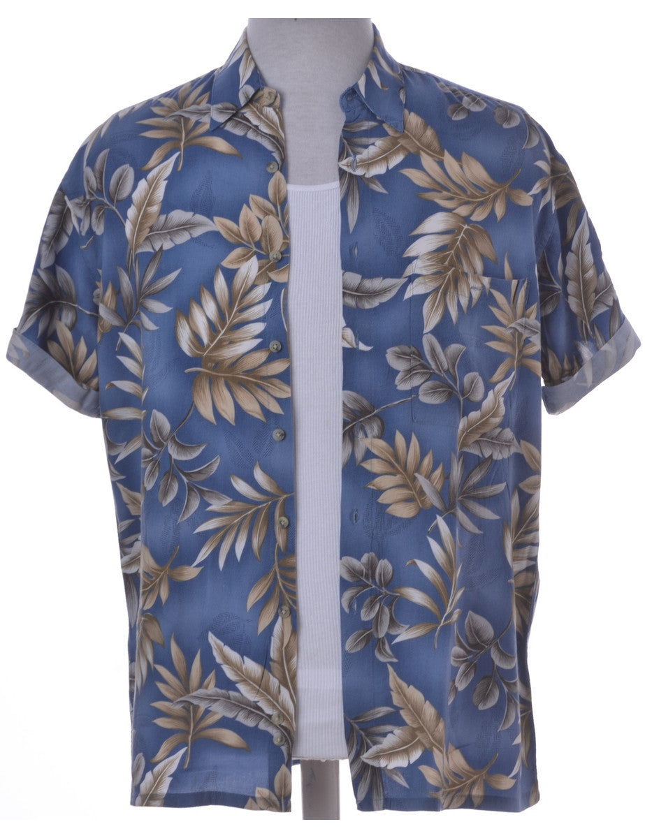 Label Hawaiian Shirt