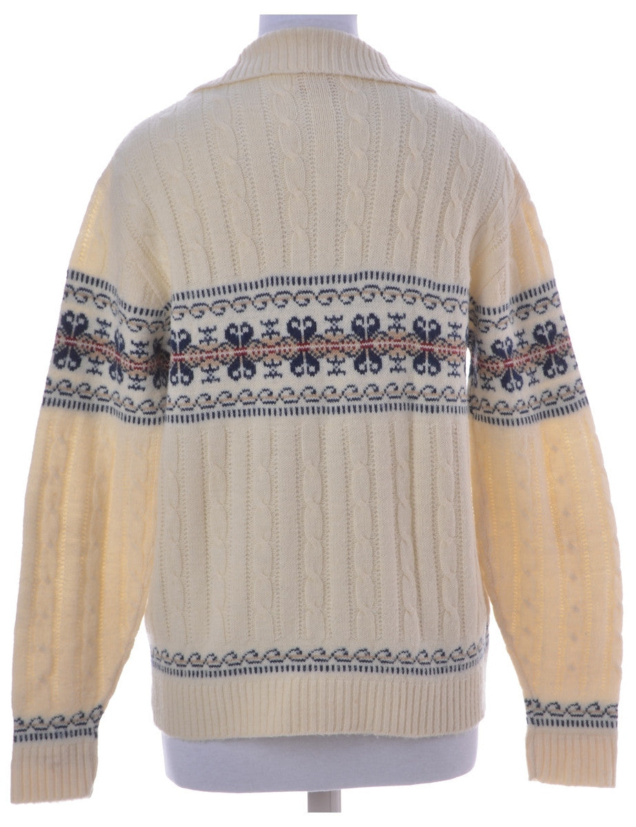 Jumper Pale Yellow