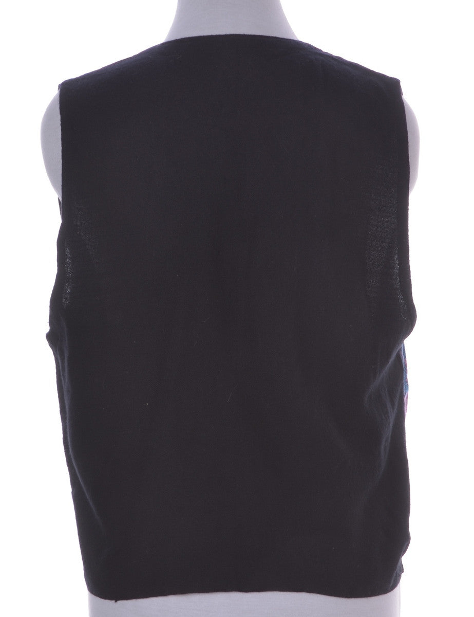 Waistcoat Multi-colour With A V-neck