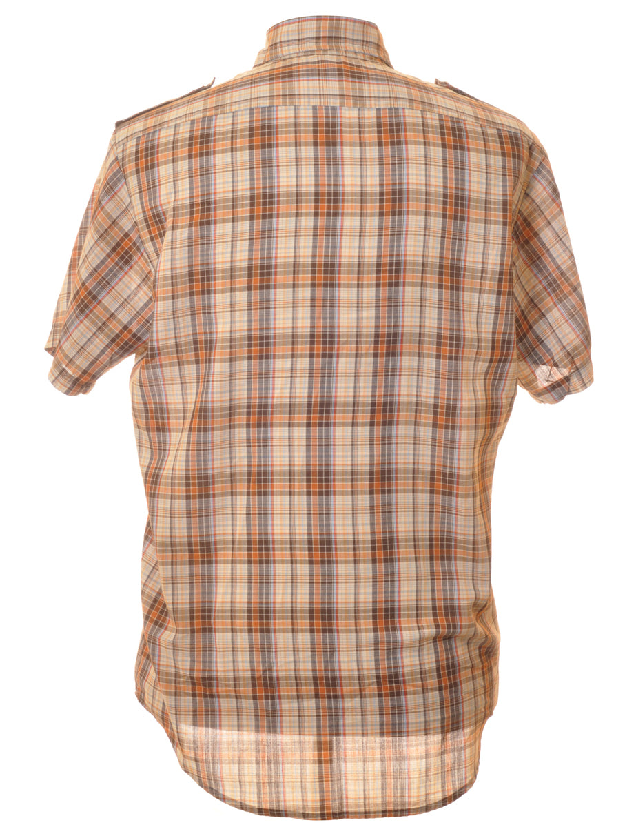 Beyond Retro Label 1990s Checked Shirt