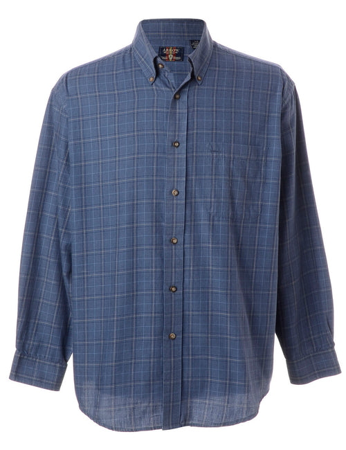 Arrow Checked Shirt