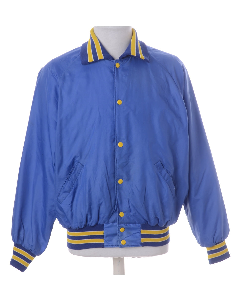 Beyond Retro Label Blue Casual Jacket