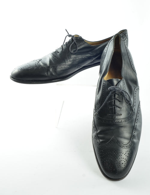 Brogue Leather Smart Shoes