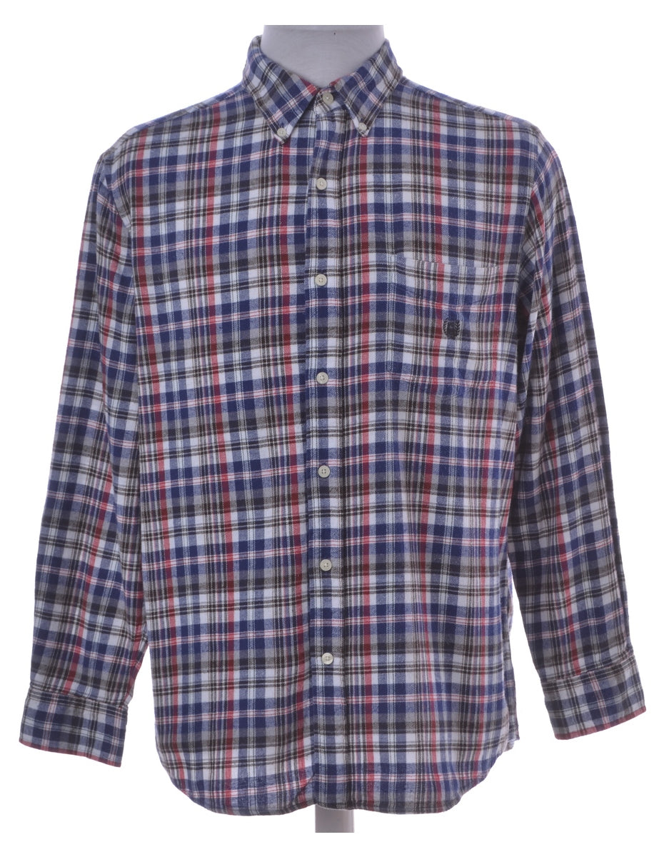 Beyond Retro Label Chaps Checked Shirt
