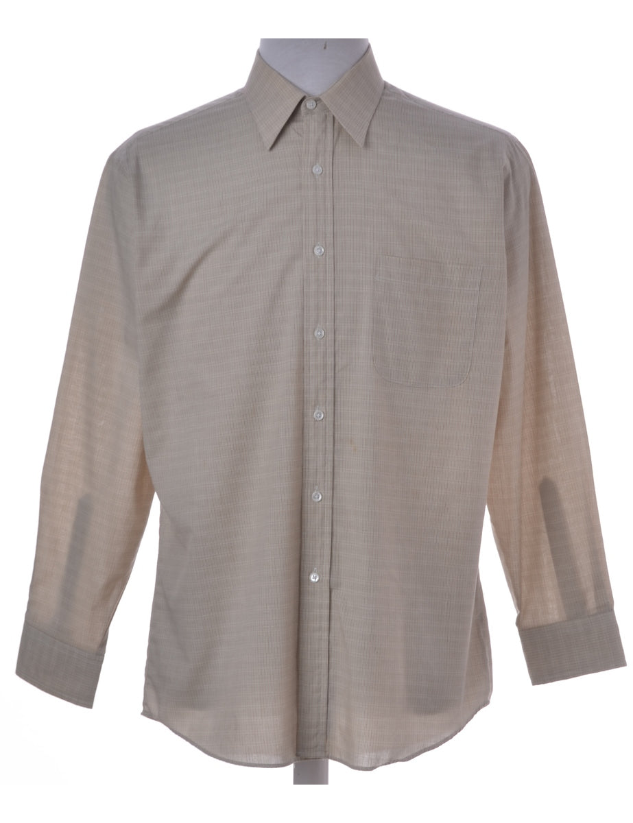 Beyond Retro Label Classic Casual Shirt
