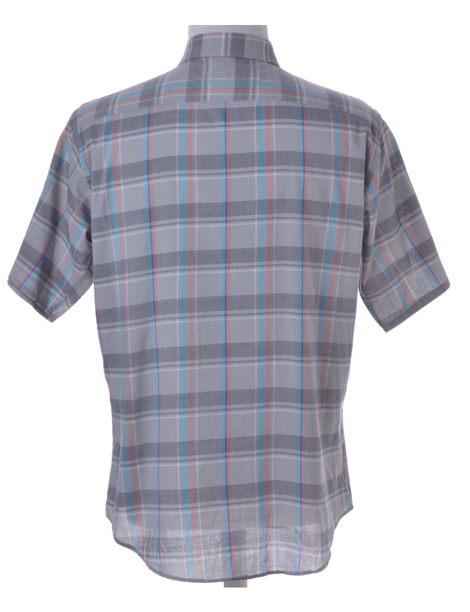 Beyond Retro Label Classic Checked Shirt