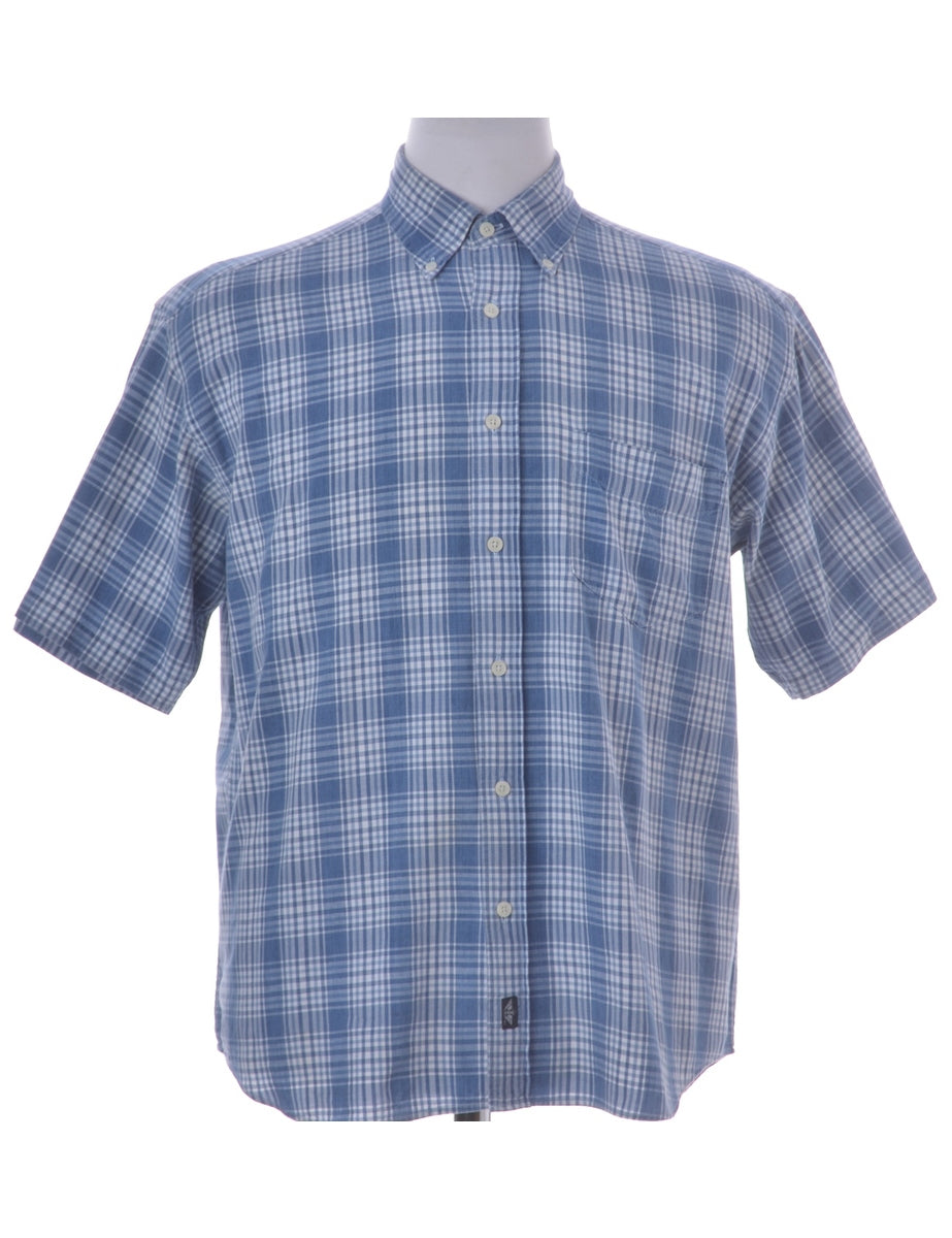Beyond Retro Label Dockers Checked Shirt