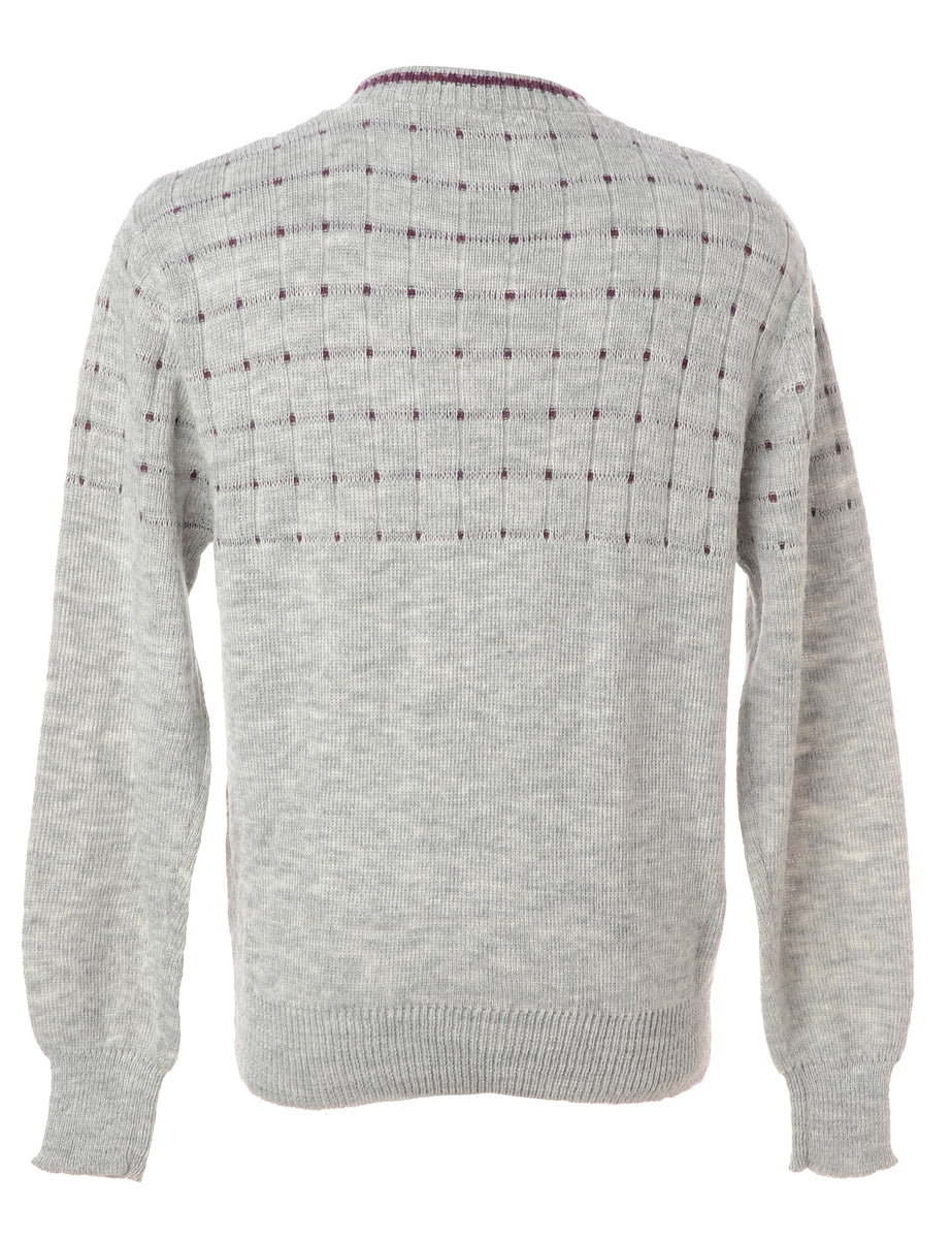 Beyond Retro Label Fine Knit Jumper