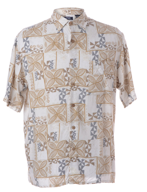Puritan Hawaiian Shirt