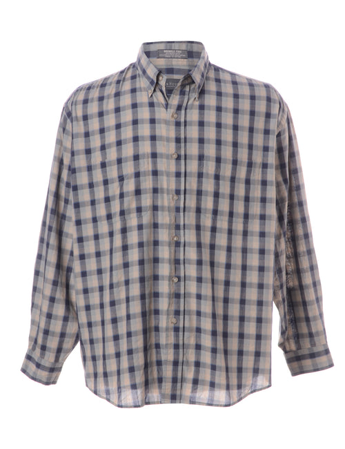 Van Heusen Checked Shirt