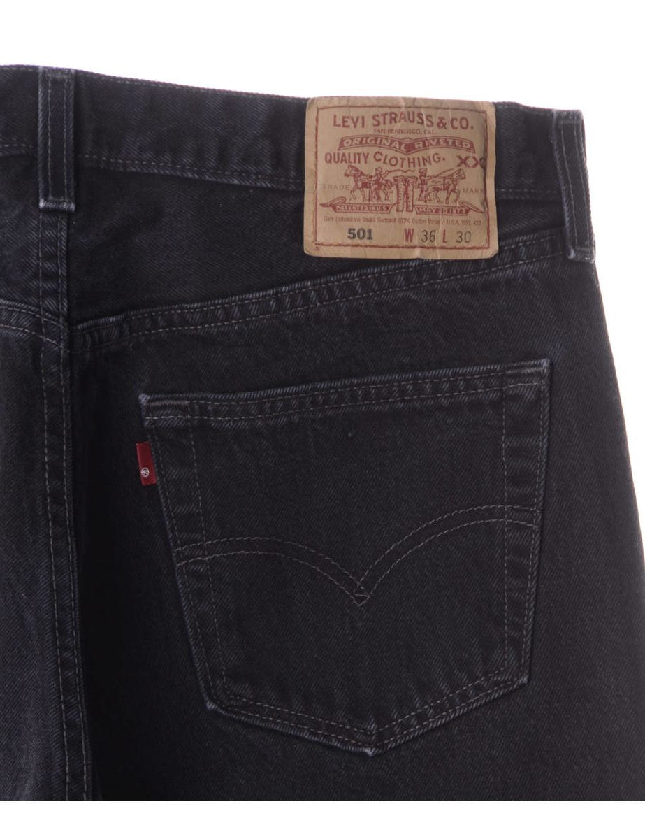 Beyond Retro Label 501's Fit Levi's Jeans