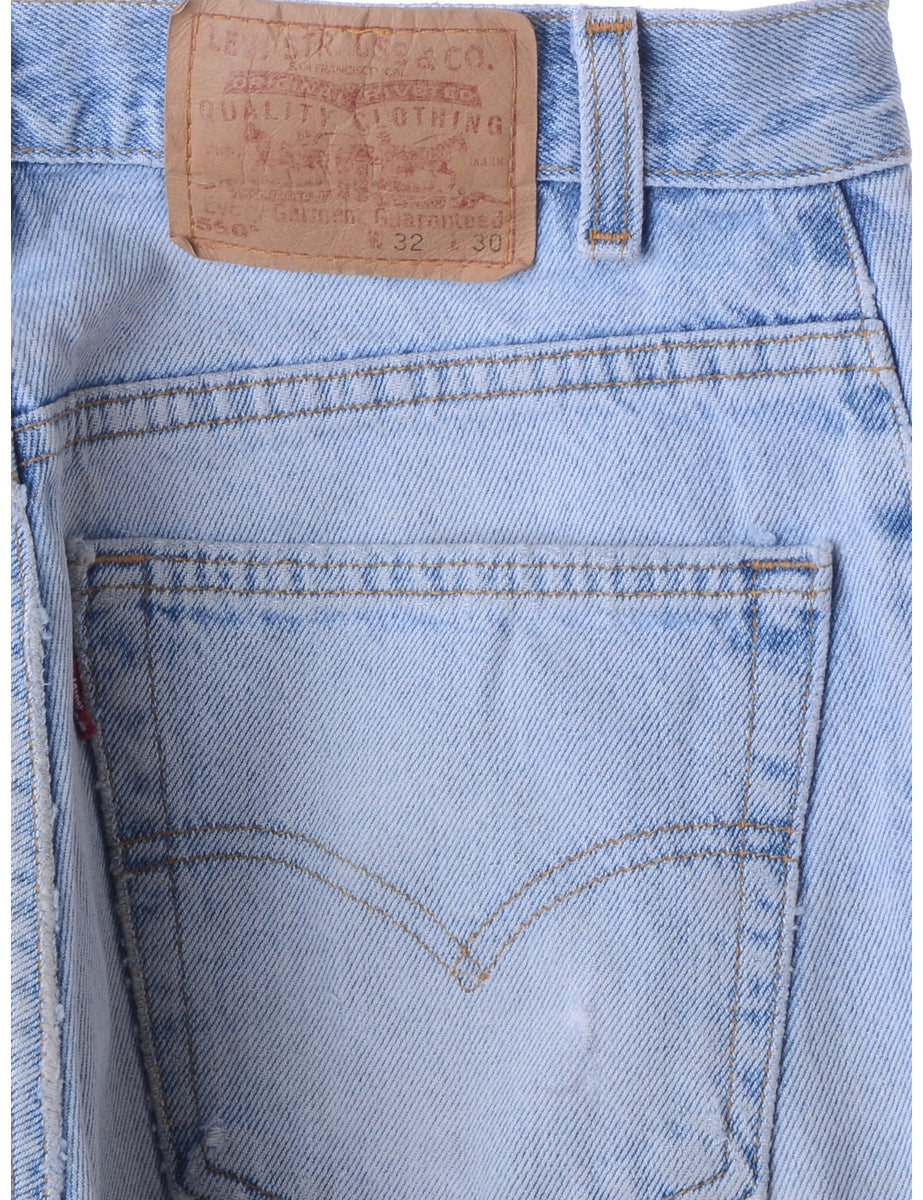 Beyond Retro Label 550's Fit Levi's Jeans