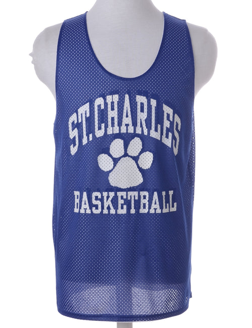 Basketball  Reversible Vest