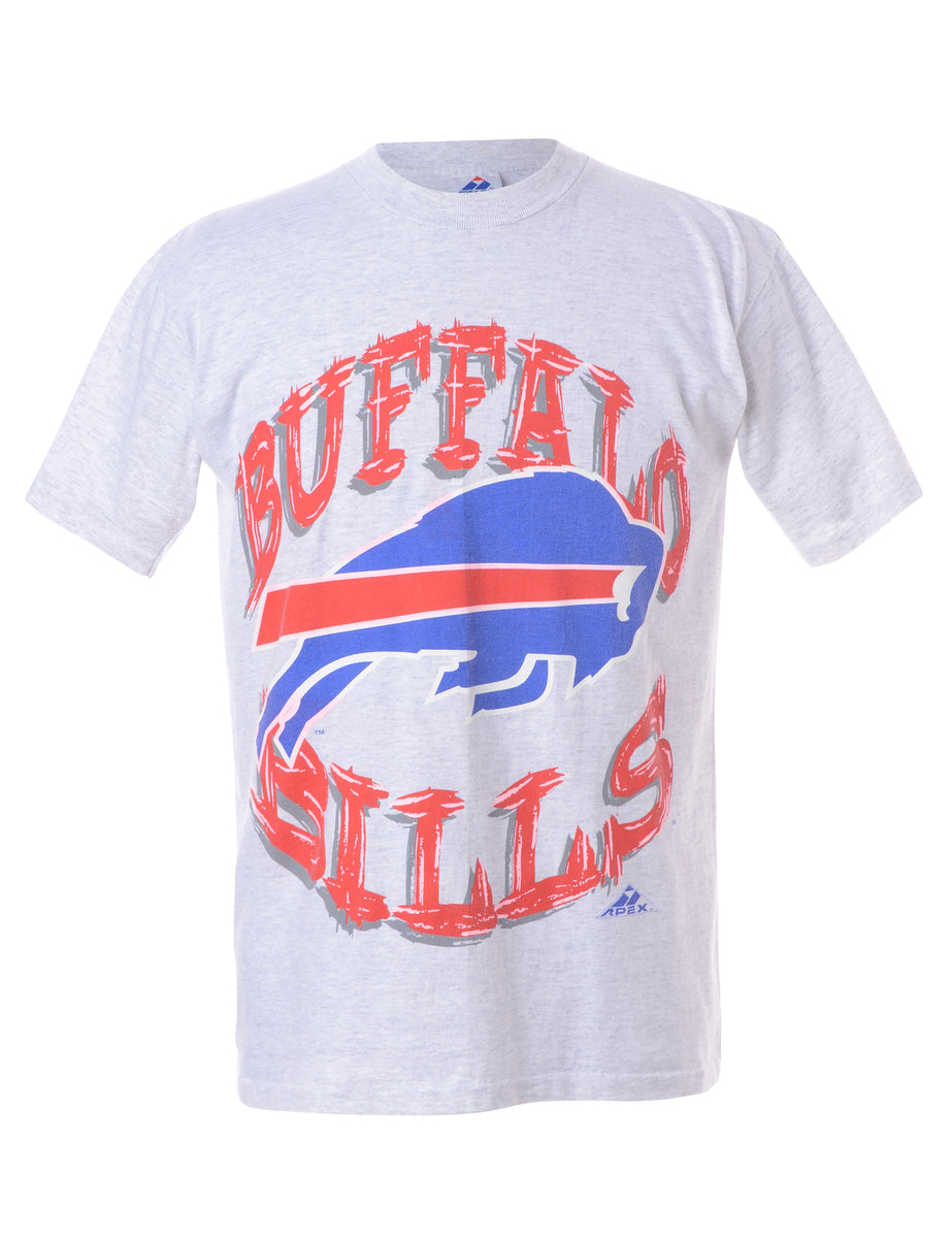 Beyond Retro Label Buffalo Bills Printed T-shirt
