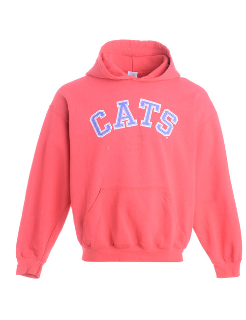 Cats Hooded Sports Sweatshirt