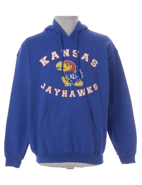 Football Hooded Sports Sweatshirt