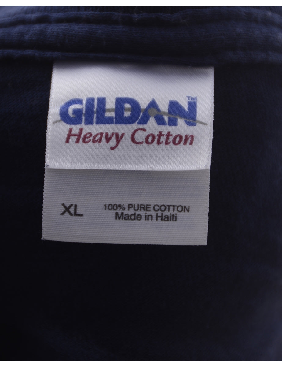 Beyond Retro Label Gildan Printed T-shirt