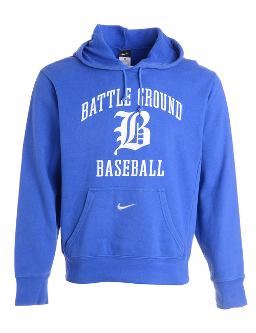 Battle Ground Baseball Nike Hooded Sports Sweatshirt