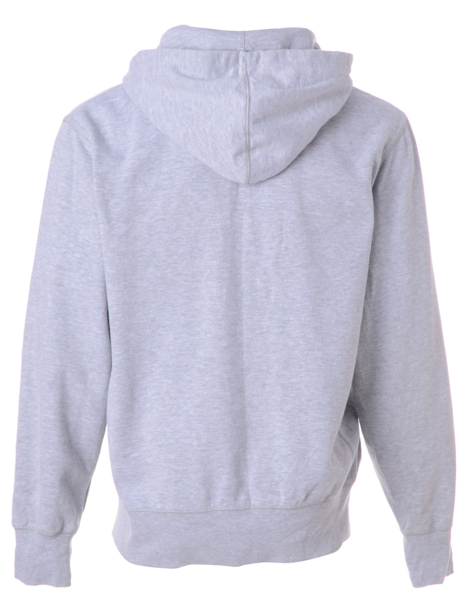 Beyond Retro Label Nike Hooded Sports Sweatshirt