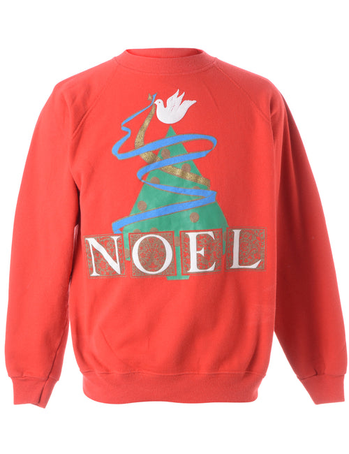 Noel Christmas Sweatshirt