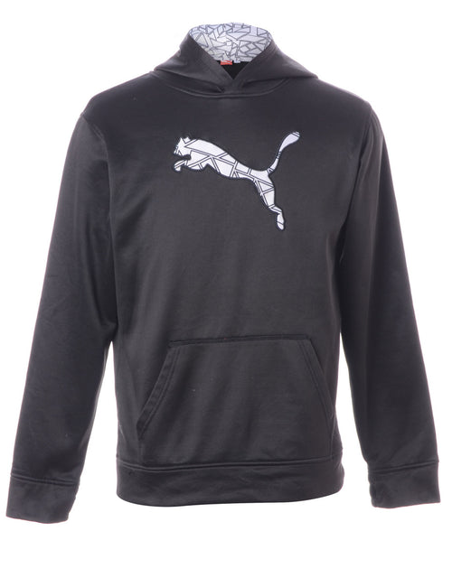 Puma Hooded Sports Sweatshirt