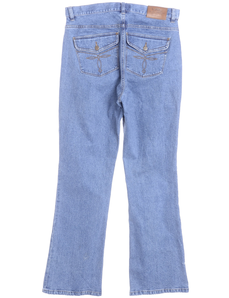 Beyond Retro Label Ralph Lauren Tapered Jeans