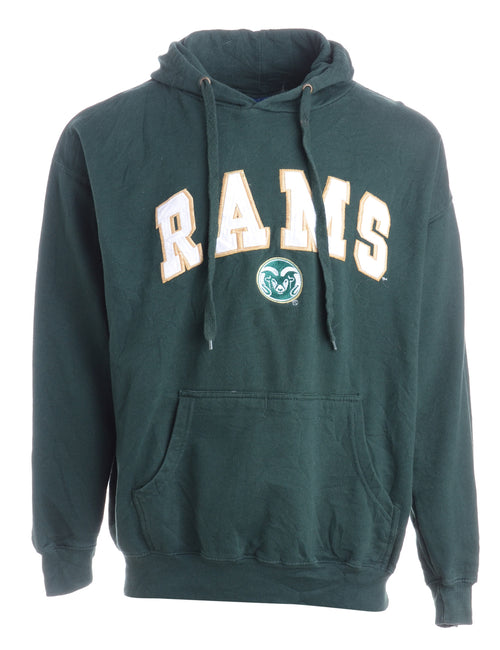 RAMS Hooded Sports Sweatshirt