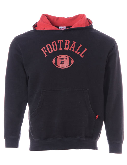 Russell Athletic Hooded Sports Sweatshirt