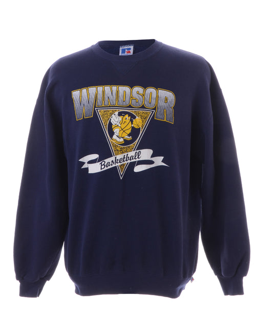 Russell Athletic Sports Sweatshirt