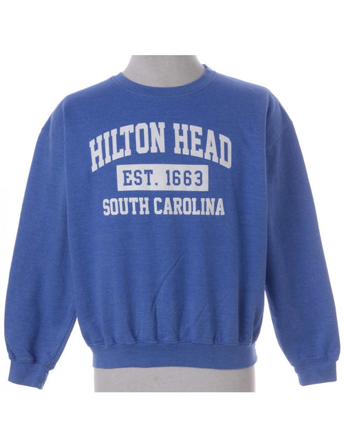 South Carolina Hilton Head Printed Sweatshirt