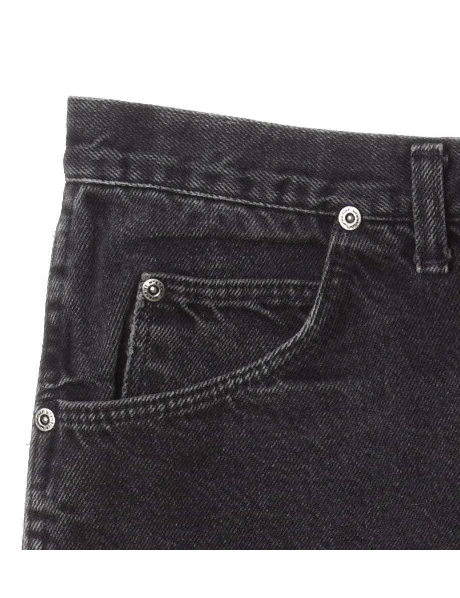 Beyond Retro Label Tapered Wrangler Jeans