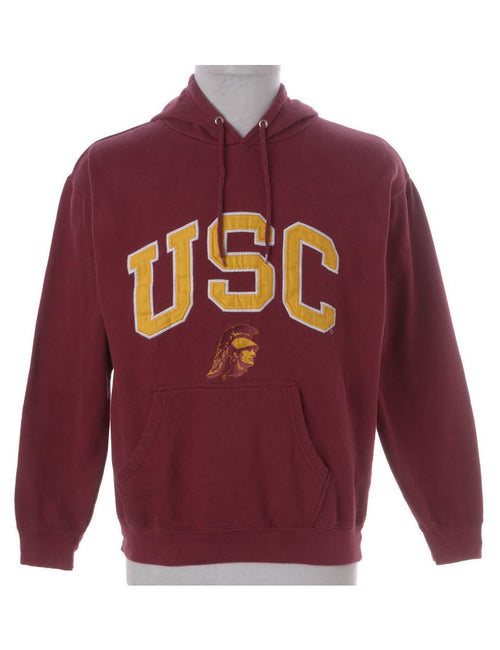 USC Hooded Sports Sweatshirt