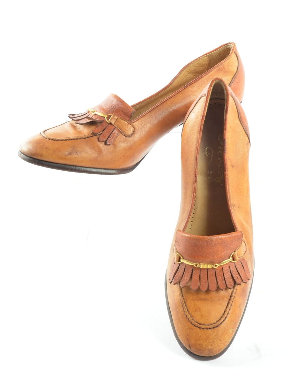 Beyond Retro Label 1970s Casual Shoes